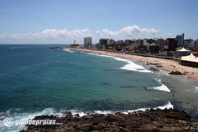 Salvador Fotos Praias Praia do Farol da Barra | Foto